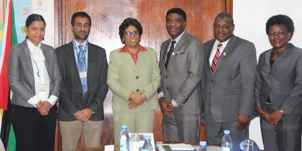 Mozambique Minister of Health Announces 7th AFENET Conference and 3rd Ministerial Meeting