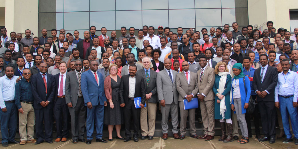 Participants at the Ethiopia FELTP Conference ​