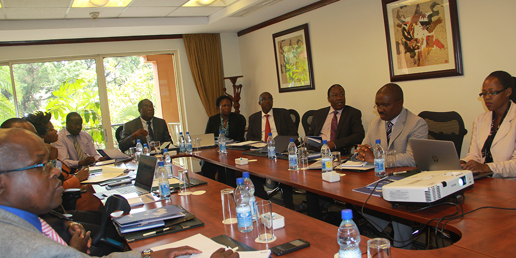 Board of Directors Orientation in Kampala