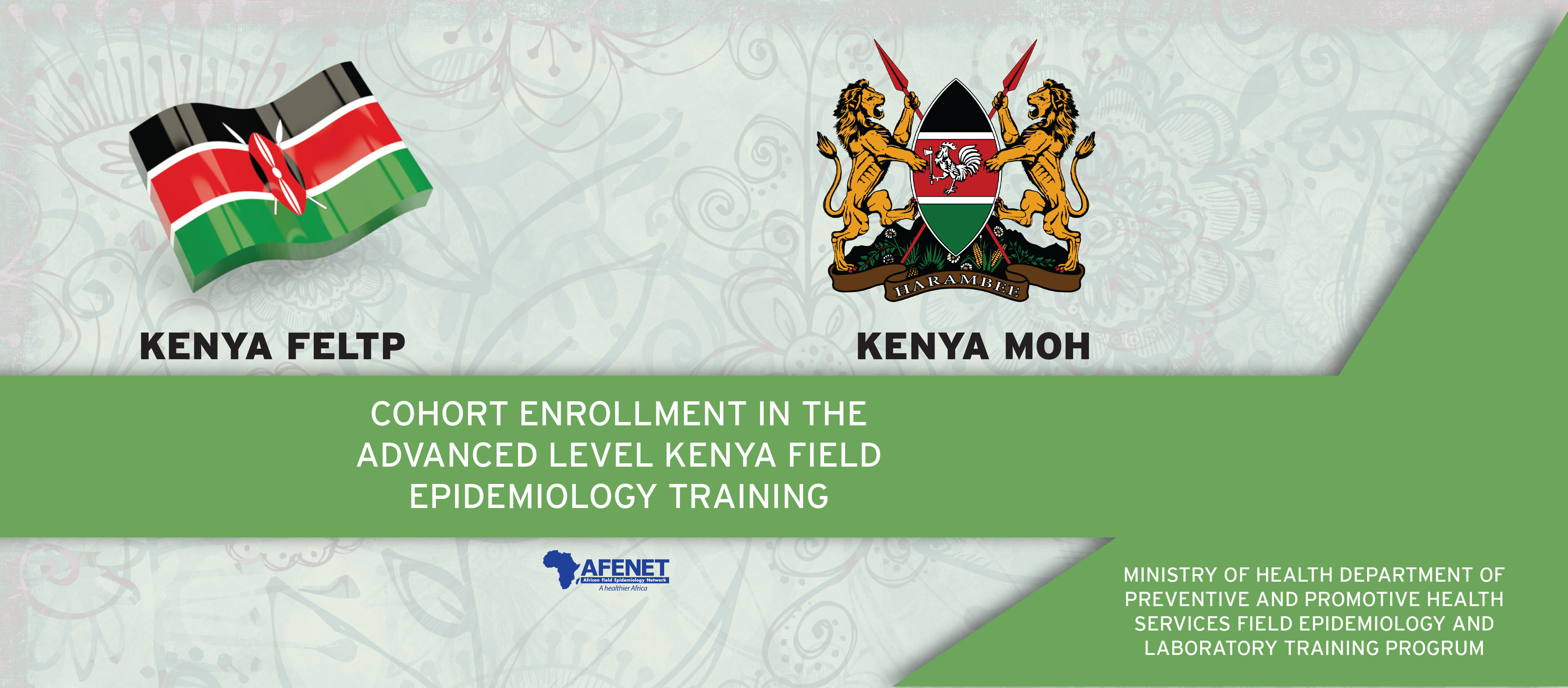 Kenya FELTP Announces Cohort XV Enrollment