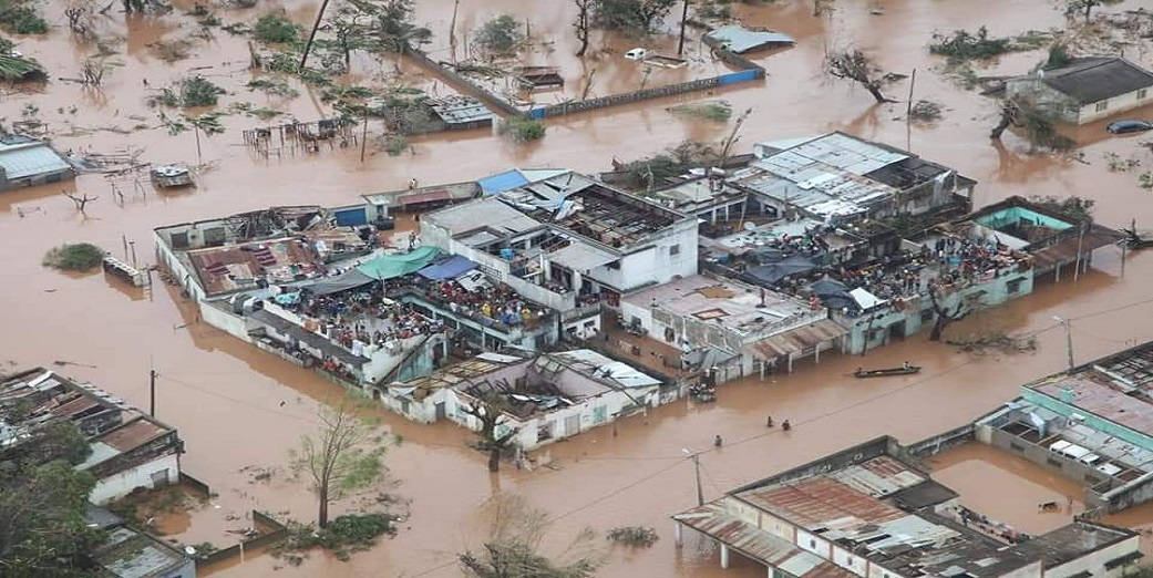 Mozambique Faces Massive Disaster from Cyclone Idai