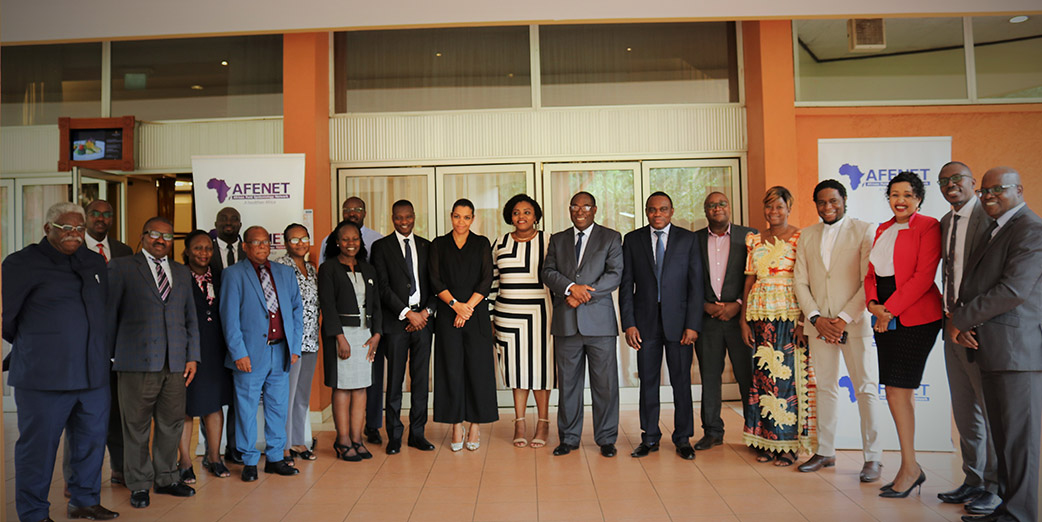 AFENET Annual General Meeting(AGM) 28 February 2020 at Kampala Serena Hotel