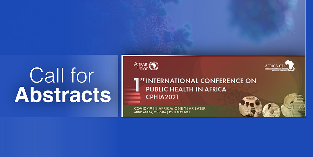 1st International Conference on Public Health in Africa