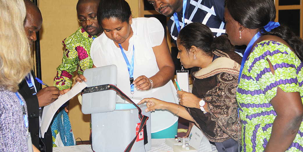 AFENET supports the CDC STOP 51 Training in Kampala, Uganda