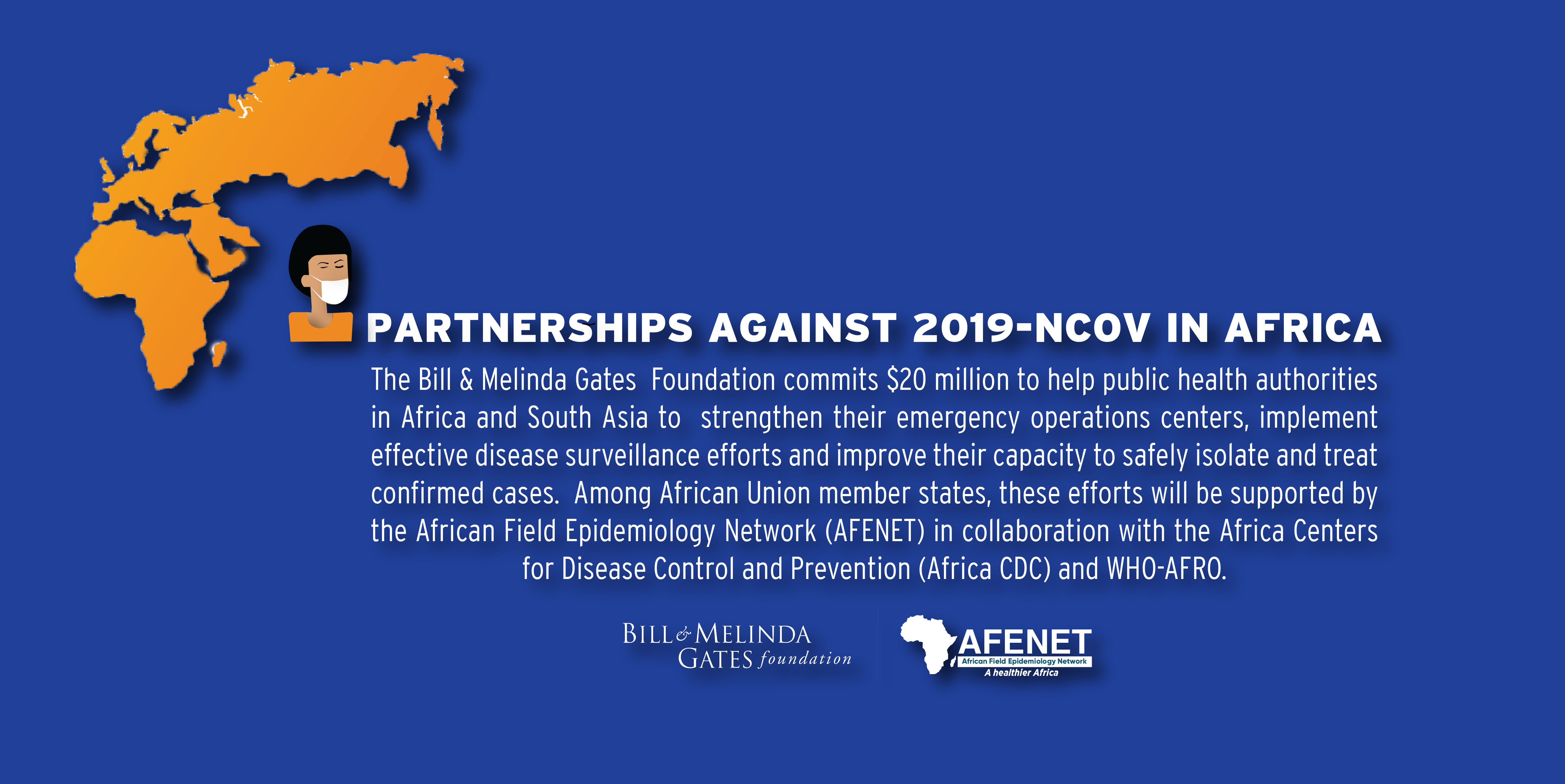 Partnership Against 2019-nCoV in Africa