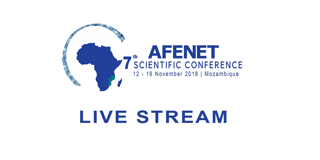 AFENET Conference 2018 Live from Maputo