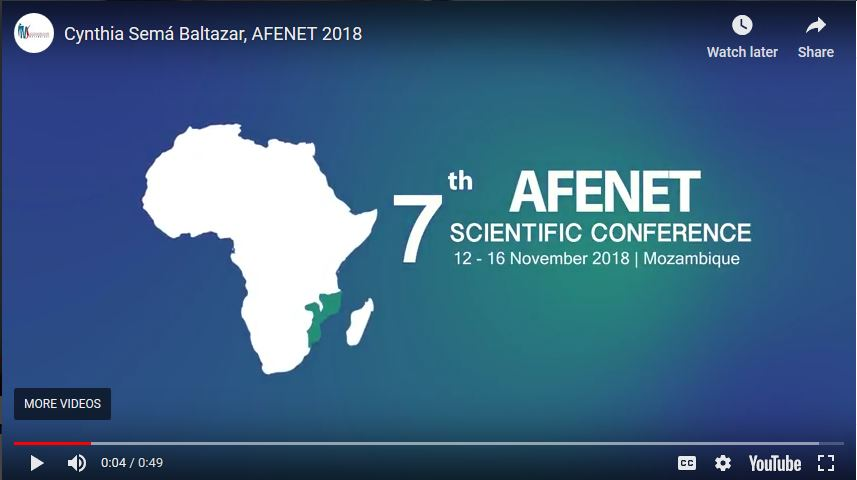 AFENET Conference Maputo